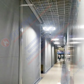 Противопожарные шторы без орошения EI60 • EI90 • EI120