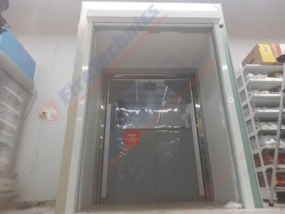 Противопожарная автоматическая штора Fireshield-EI120