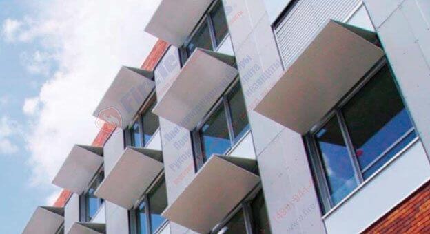 Солнцезащитные и фасадные системы COLT GROUP