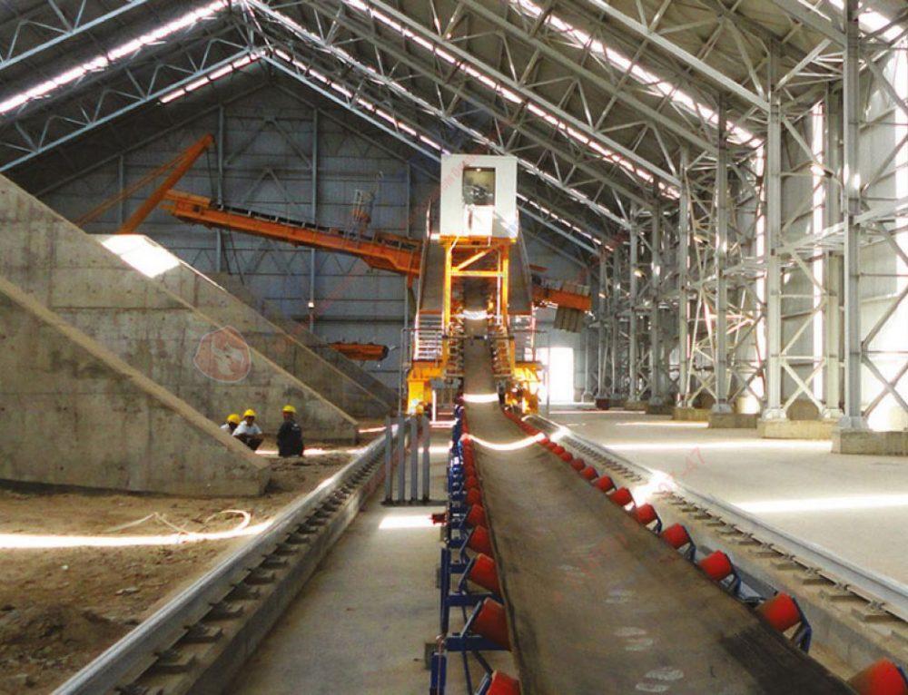 Строительство цементного завода в Андижанской области
