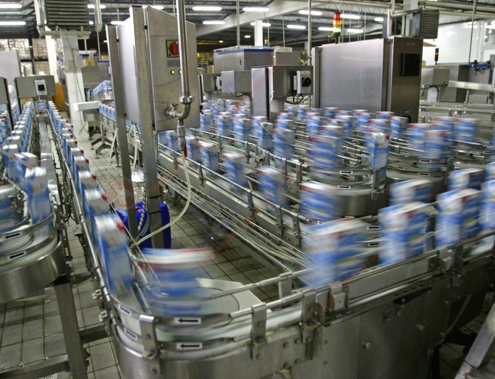 Новый завод пищевой промышленности в Узбекистане