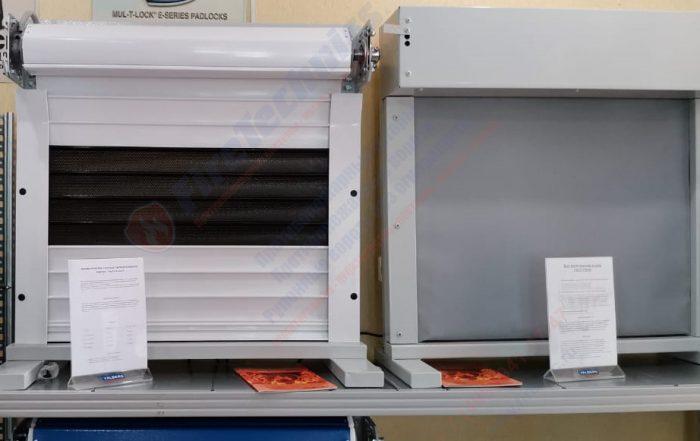 Образцы продукции FireTechnics для представителей в Узбекистане