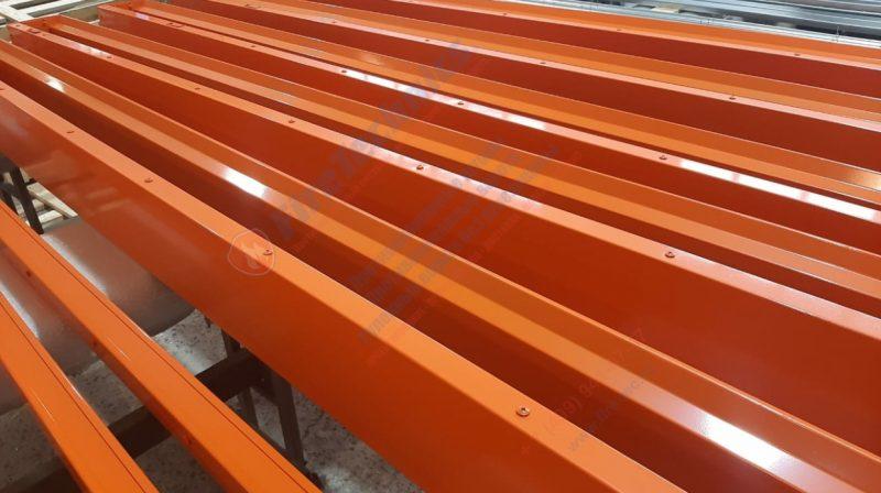 FireTechnics: противопожарные шторы и ворота в Узбекистане в любой цвет RAL